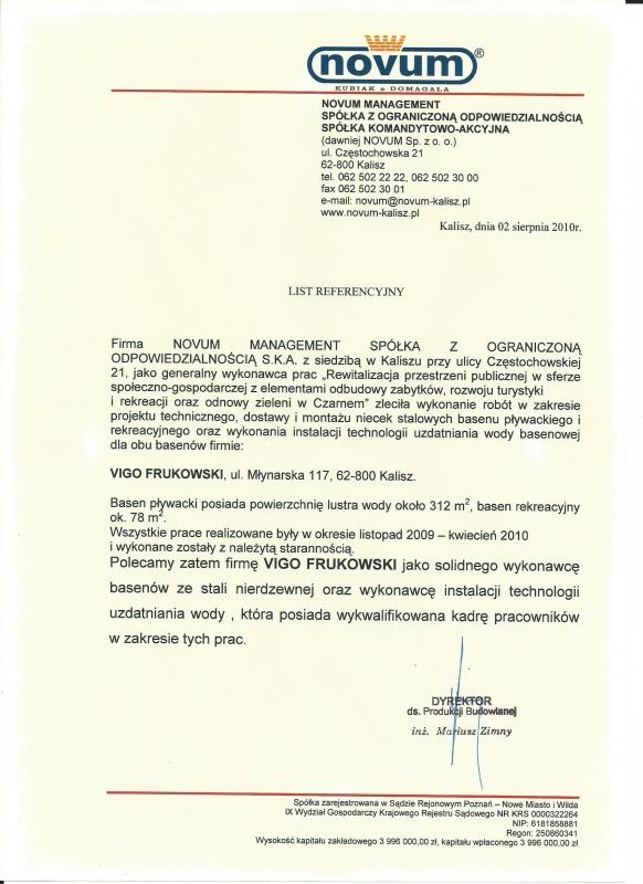 vigo-referencje-novum-kalisz